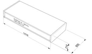 Keyboardauszug Studiologic SL-990 Pro